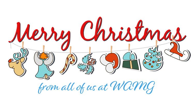 Merry Christmas from WAMG